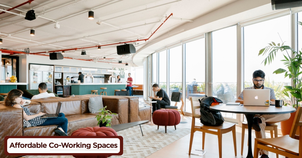 Co-working space in Dubai