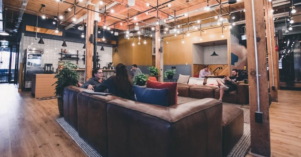 Next Level Coworking Spaces in Dubai
