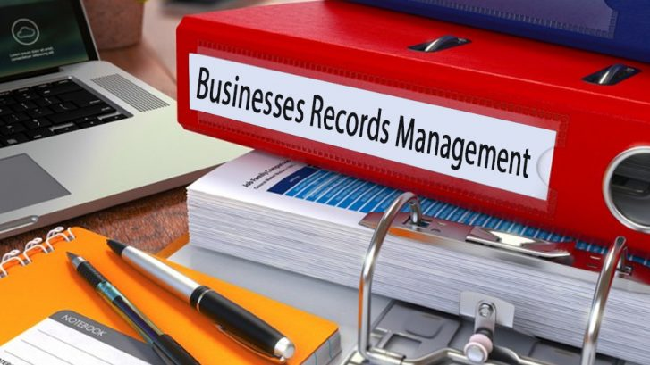 Archiving and Records Management for Businesses