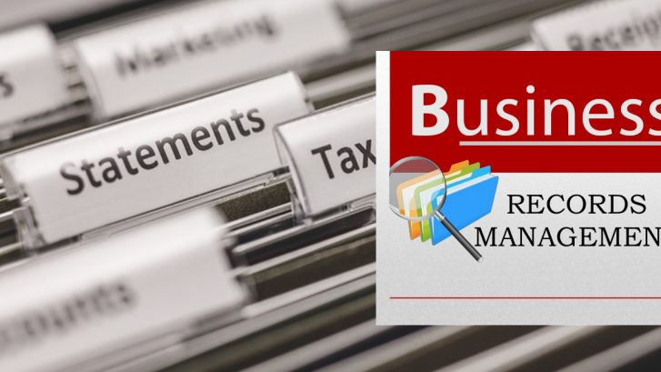 Business Record Management
