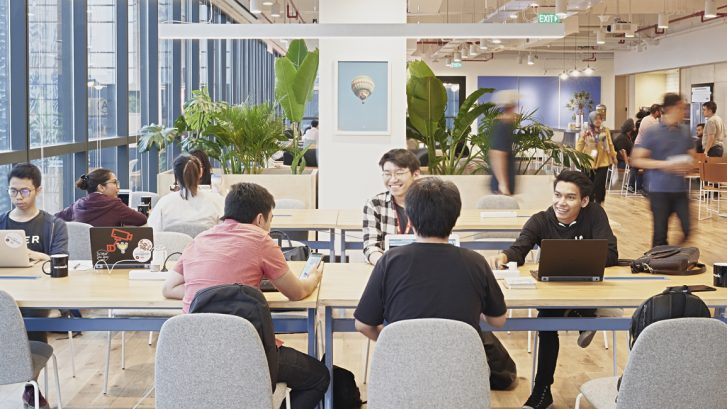 Coworking Office Space Dubai