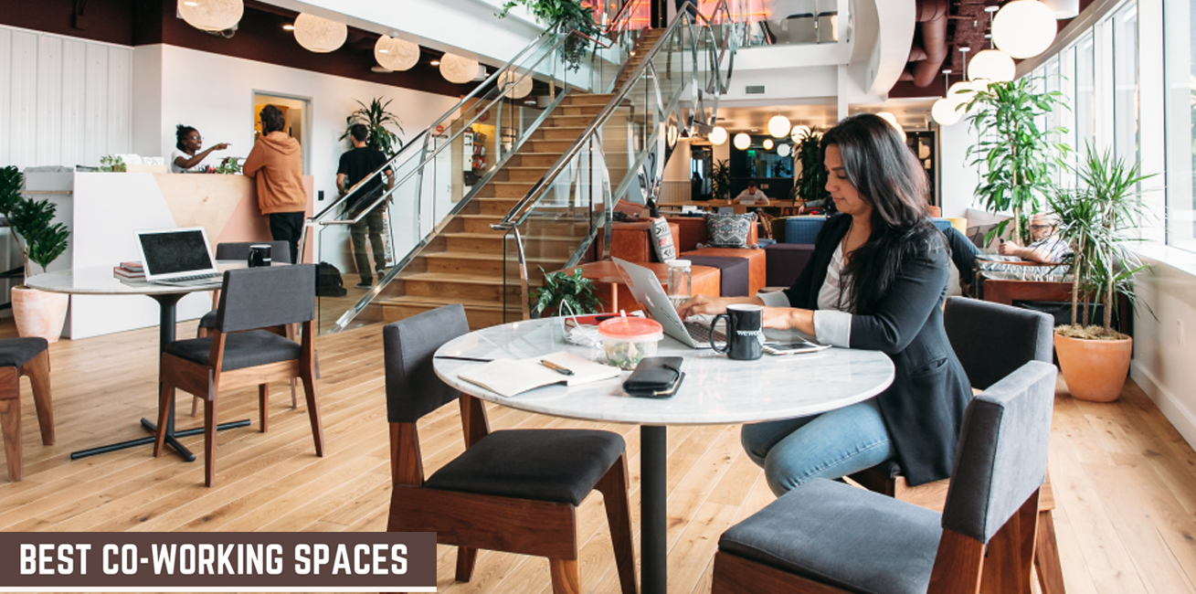 Find Your Co-Working Space in Dubai