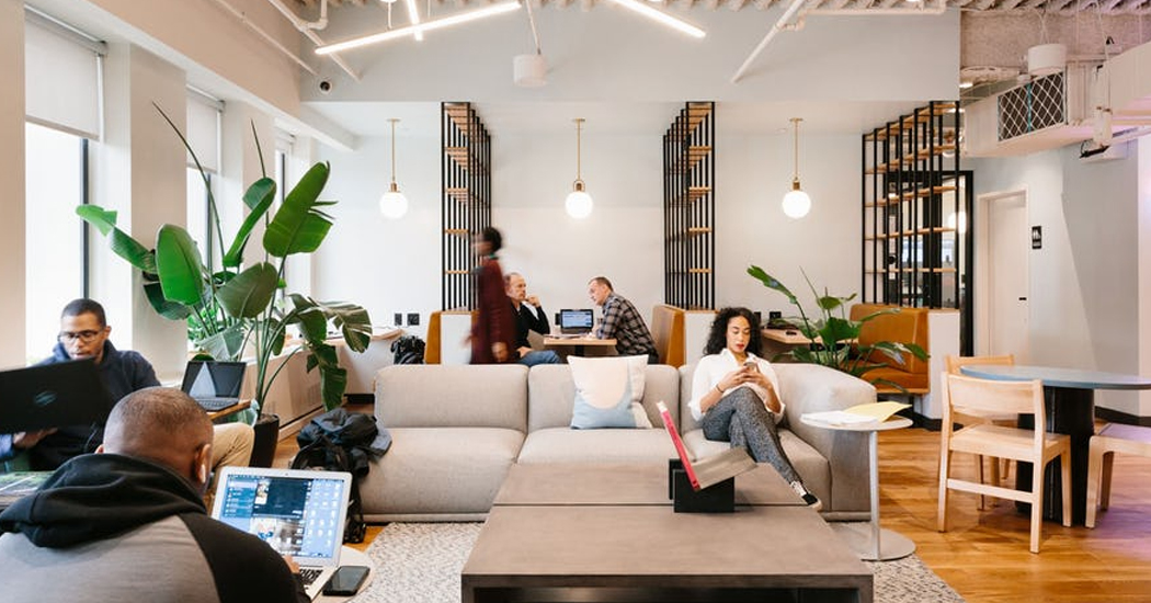 Best Co-Working Office Space