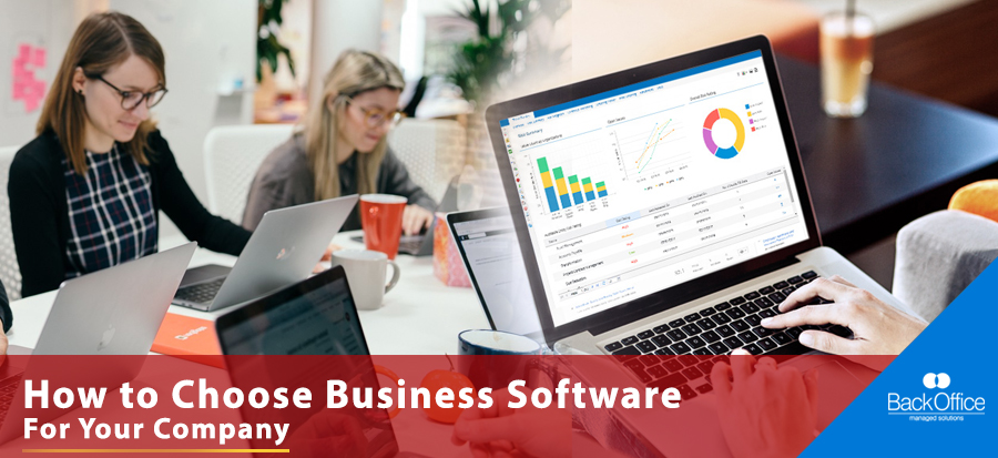 How to Choose Business Software for Your Company