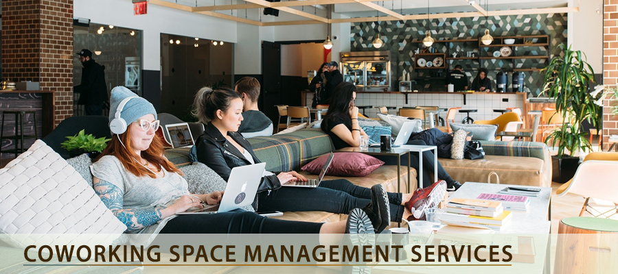 Coworking Space Management Services