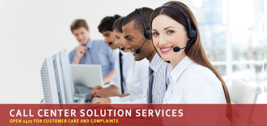 Call Center Solution Services