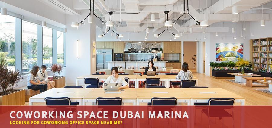 Coworking Space Dubai Marina
