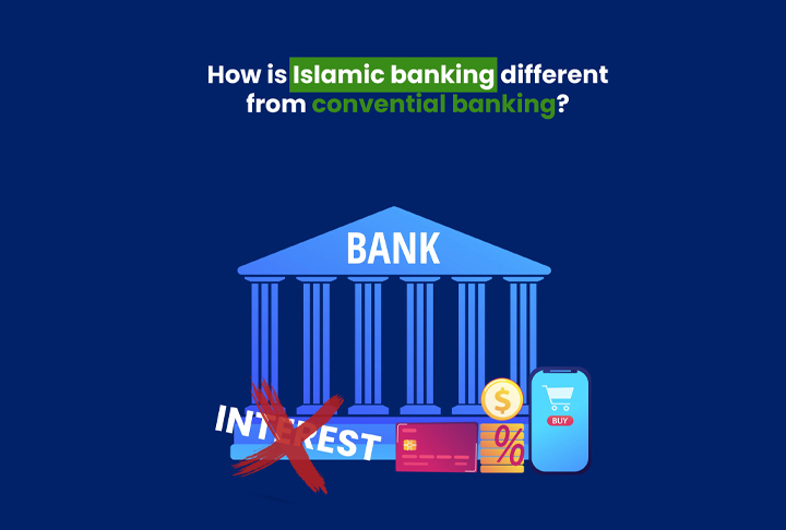 Islamic banking; how is it different from conventional banking?